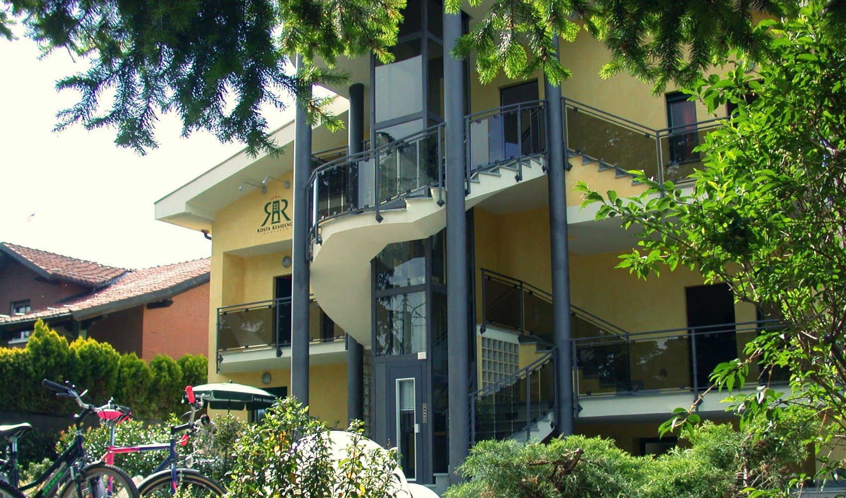 Rosta residence residence hotel e piscina vicino a rivoli torino - Hotel torino con piscina ...